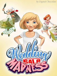 Mobile game Wedding Sale Madness - screenshots. Gameplay Wedding Sale Madness