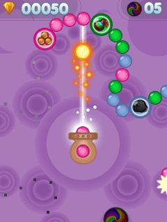 Mobile game Bubble revolution - screenshots. Gameplay Bubble revolution