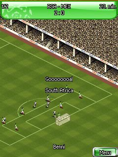 Mobile game Football Manager World Cup - screenshots. Gameplay Football Manager World Cup
