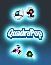 Mobile game QuadraPop - screenshots. Gameplay QuadraPop