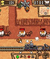 Mobile game Guns'n'Glory - screenshots. Gameplay Guns'n'Glory