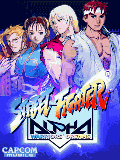 Tải Game Street fighter alpha Warriors dreams - Game Đối Kháng