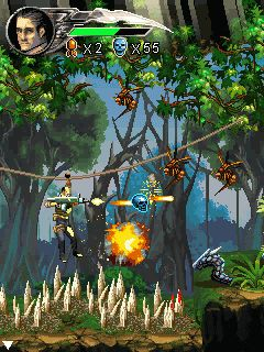 Mobile game Predators - screenshots. Gameplay Predators