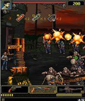 Mobile game Zombie Siege - screenshots. Gameplay Zombie Siege
