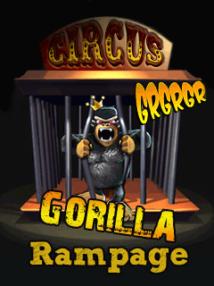 Mobile game Gorilla Rampage - screenshots. Gameplay Gorilla Rampage