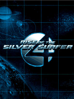 Mobile game Fantastic Four: Silver Surfer - screenshots. Gameplay Fantastic Four: Silver Surfer