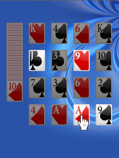Mobile game Solitaire Deluxe 16 Pack - screenshots. Gameplay Solitaire Deluxe 16 Pack