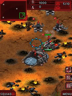 Download Game Command & Conquer 4: Tiberian Twilight for Java