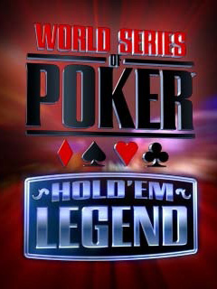 Download free mobile game: World Series Of Poker: Hold'em Legend - download free games for mobile phone