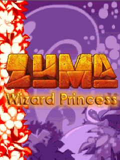 Download free mobile game: Zuma: Wizard princess - download free games for mobile phone