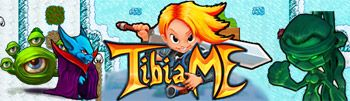 Mobile game TibiaMe - screenshots. Gameplay TibiaMe