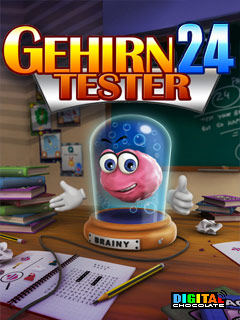 Download free mobile game: Brain Tester 24 - download free games for mobile phone