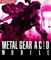 Mobile game Metal Gear Acid - screenshots. Gameplay Metal Gear Acid