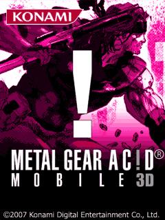 اللعبة الرائعة الشهيرة Metal Gear