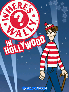 Download free mobile game: Where's Wally in Hollywood - download free games for mobile phone