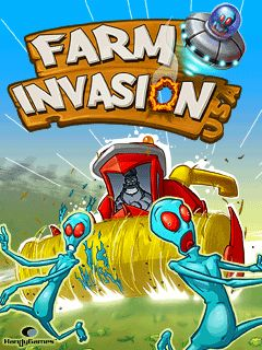 Download free mobile game: Farm Invasion USA - download free games for mobile phone