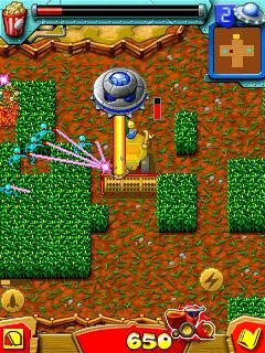 Pertanian game mobile Invasion USA - screenshot. Gameplay Pertanian