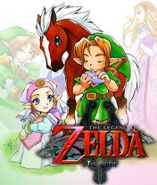 Mobile game The Legend Of Zelda Mobile - screenshots. Gameplay The Legend Of Zelda Mobile