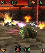 3D Guns, Wheels & Madheads 2