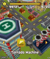 Mobile game Tornado Mania! 3D - screenshots. Gameplay Tornado Mania! 3D