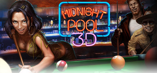 Mobile game Midnight Pool 3D - screenshots. Gameplay Midnight Pool 3D