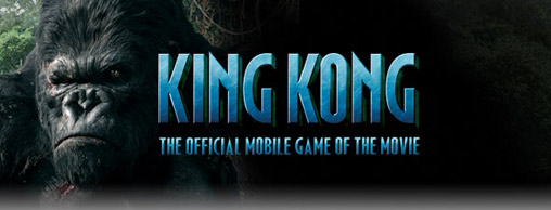 Mobile game King Kong - screenshots. Gameplay King Kong