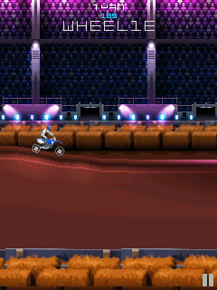Mobile game Red Bull Motocross 3D/2D - screenshots. Gameplay Red Bull Motocross 3D/2D