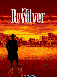 Mobile game Mr. Revolver - screenshots. Gameplay Mr. Revolver