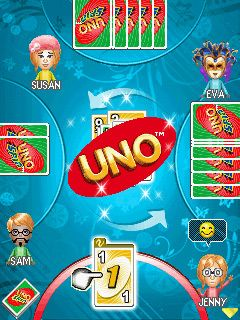Mobile game Uno Spin - screenshots. Gameplay Uno Spin