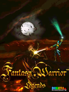 Download free mobile game: Fantasy Warrior Legends - download free games for mobile phone