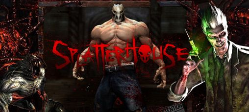 Mobile game SplatterHouse - screenshots. Gameplay SplatterHouse
