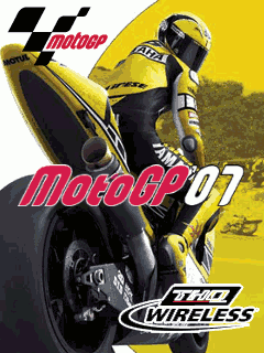 Mobile game Moto GP 07 3D - screenshots. Gameplay Moto GP 07 3D