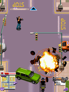 Mobile game Gangstar 3: Miami Vindication - screenshots. Gameplay Gangstar 3: Miami Vindication