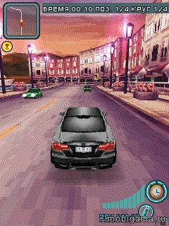 Mobile game Need for Speed Hot Pursuit 3D - screenshots. Gameplay Need for Speed Hot Pursuit 3D