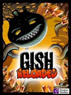 Download free mobile game: Gish Reloaded - download free games for mobile phone