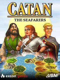 Download free mobile game: Catan 2 The Seafarers - download free games for mobile phone