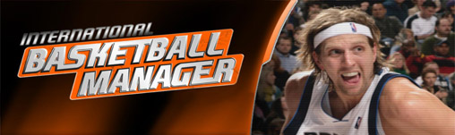Mobile game International Basketball Manager - screenshots. Gameplay International Basketball Manager