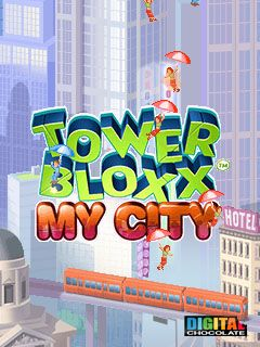 Mobile game Tower bloxx: My city - screenshots. Gameplay Tower bloxx: My city