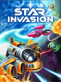 Mobile game Star Invasion - screenshots. Gameplay Star Invasion