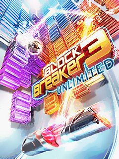 Mobile game Block Breaker 3 Unlimited - screenshots. Gameplay Block Breaker 3 Unlimited