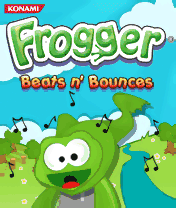 Mobile game Frogger - screenshots. Gameplay Frogger
