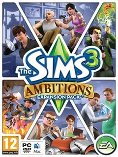 Mobile game The Sims 3: Ambitions - screenshots. Gameplay The Sims 3: Ambitions