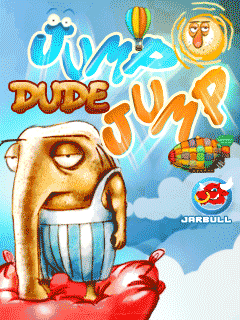 Download free mobile game: Jump Dude Jump - download free games for mobile phone