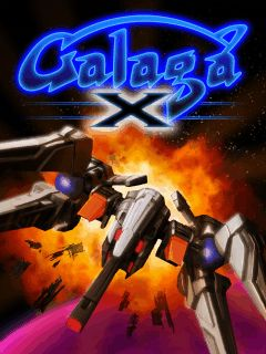 Download free mobile game: Galaga X - download free games for mobile phone