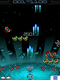 free online playing of galaga