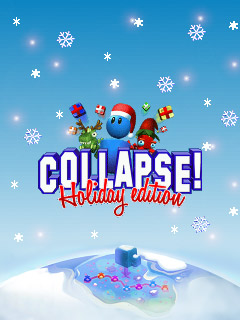 Download free mobile game: Collapse Holiday Edition - download free games for mobile phone