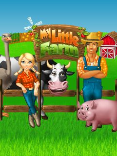 Little Farm - java game for mobile. My Little Farm free download.240