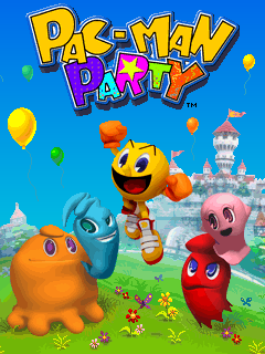 Free Download Game Pac-Man Party Java All Screen