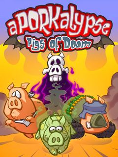 Mobile game Aporkalypse Pigs of Doom - screenshots. Gameplay Aporkalypse Pigs of Doom