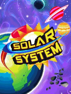 Mobile game Solar System - screenshots. Gameplay Solar System